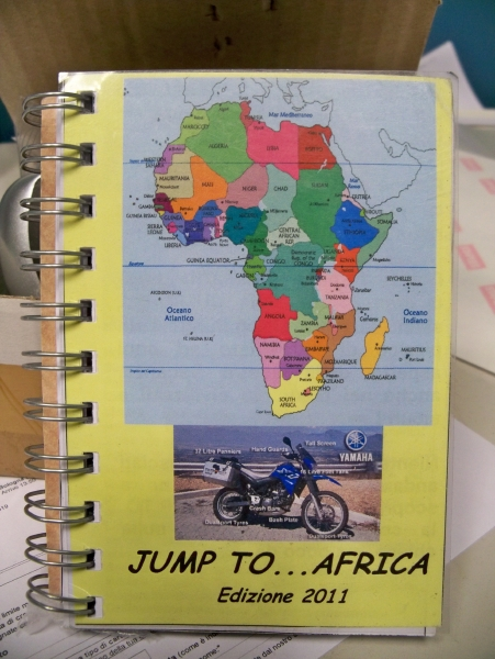 Africa 2011: Sud Africa, Namibia, Zambia su Yamaha XT 660 R e Yamaha XT 660 Z Tenerè Resize20
