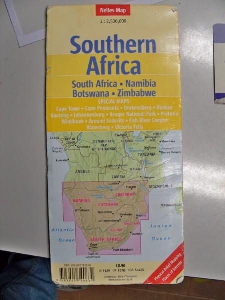 Africa 2011: Sud Africa, Namibia, Zambia su Yamaha XT 660 R e Yamaha XT 660 Z Tenerè Resize21