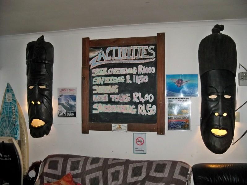 Africa 2011: Sud Africa, Namibia, Zambia su Yamaha XT 660 R e Yamaha XT 660 Z Tenerè Resize25