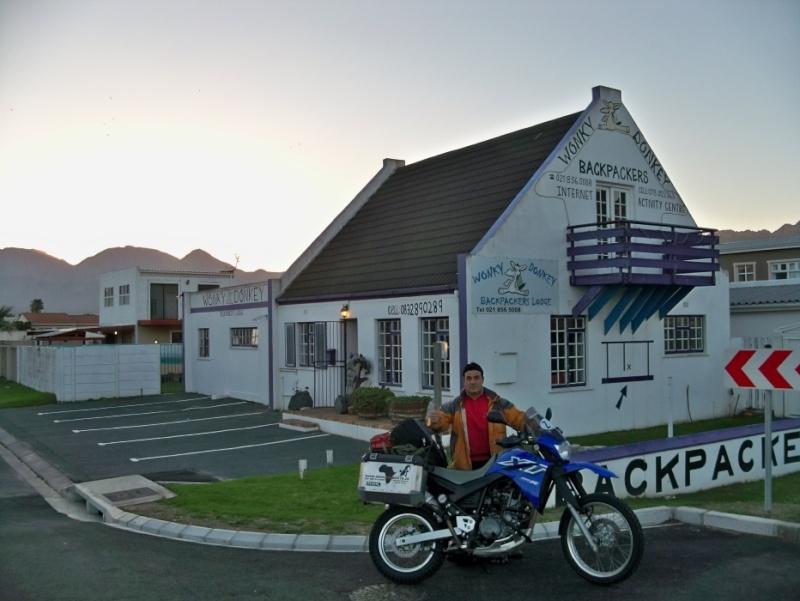Africa 2011: Sud Africa, Namibia, Zambia su Yamaha XT 660 R e Yamaha XT 660 Z Tenerè Resize37