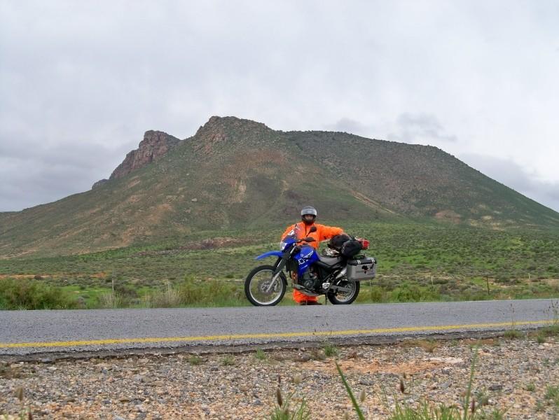 Africa 2011: Sud Africa, Namibia, Zambia su Yamaha XT 660 R e Yamaha XT 660 Z Tenerè Resize39