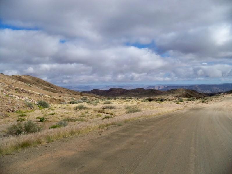 Africa 2011: Sud Africa, Namibia, Zambia su Yamaha XT 660 R e Yamaha XT 660 Z Tenerè Resize51