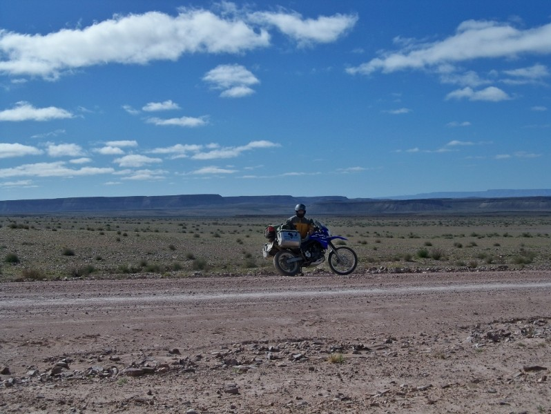 Africa 2011: Sud Africa, Namibia, Zambia su Yamaha XT 660 R e Yamaha XT 660 Z Tenerè Resize56
