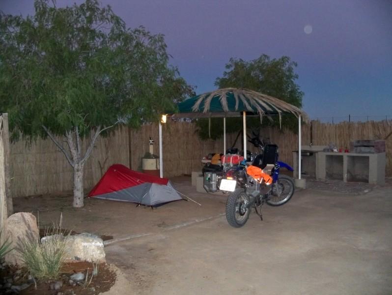 Africa 2011: Sud Africa, Namibia, Zambia su Yamaha XT 660 R e Yamaha XT 660 Z Tenerè Resize66