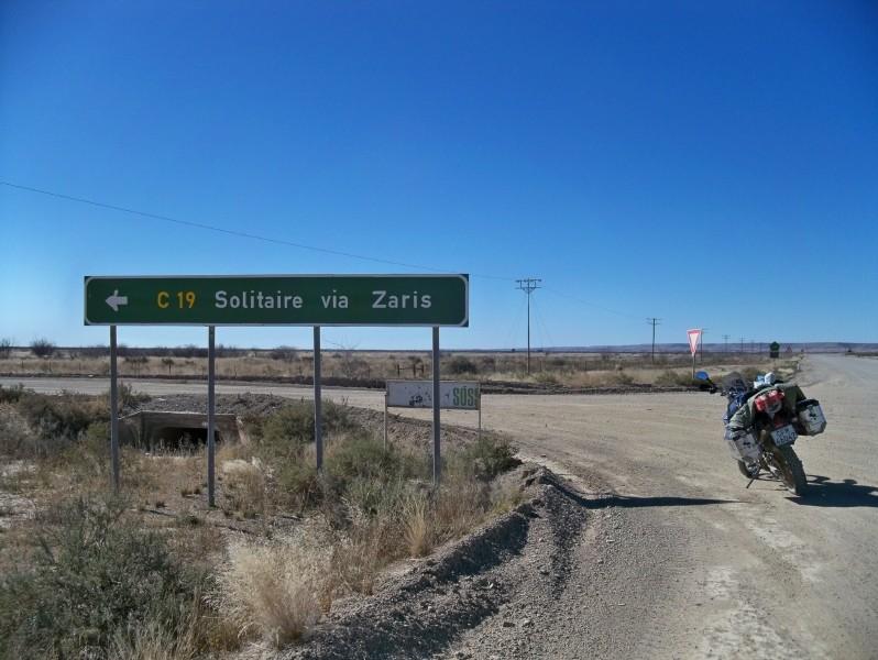 Africa 2011: Sud Africa, Namibia, Zambia su Yamaha XT 660 R e Yamaha XT 660 Z Tenerè Resize72