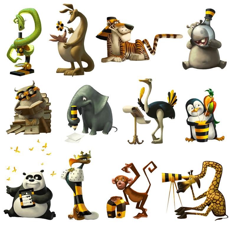 Denis Zilber Animal10