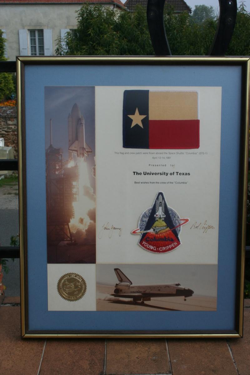 Valeur d'un écusson ayant volé sur STS-1 Photo_10
