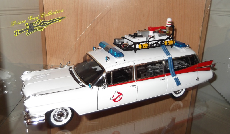 ECTO 1 elite HOT WHEELS 1:43 Dscf0712