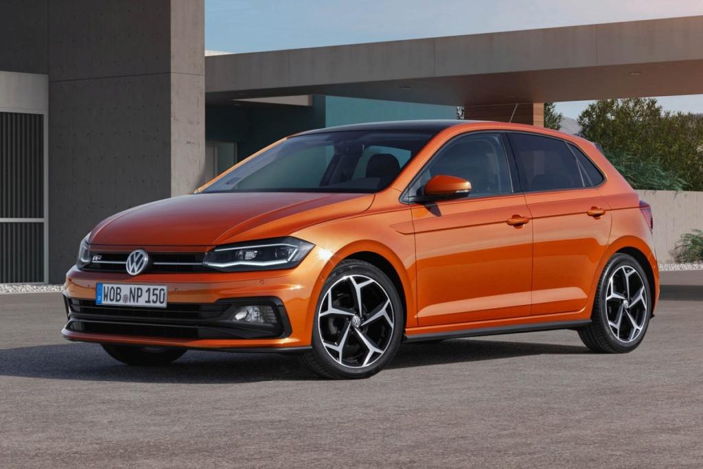 2021 - [Volkswagen] Polo VI Restylée  992d1e10
