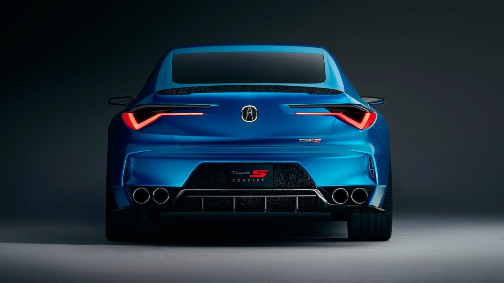 2019 - [Acura] Type S Concept Acura-11