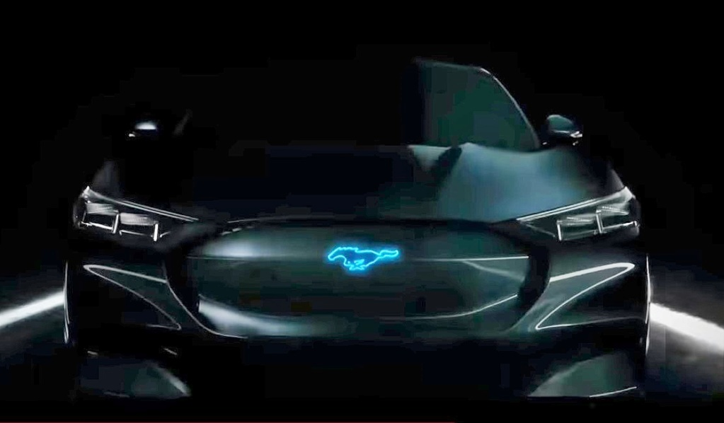 2020 - [Ford] Mustang Mach-E Aforde10