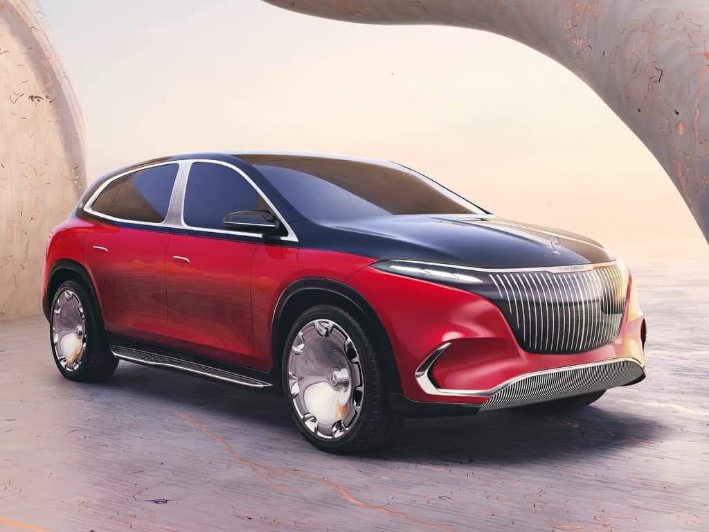 2022 - [Mercedes-Benz] EQS SUV - Page 3 Fb_im310