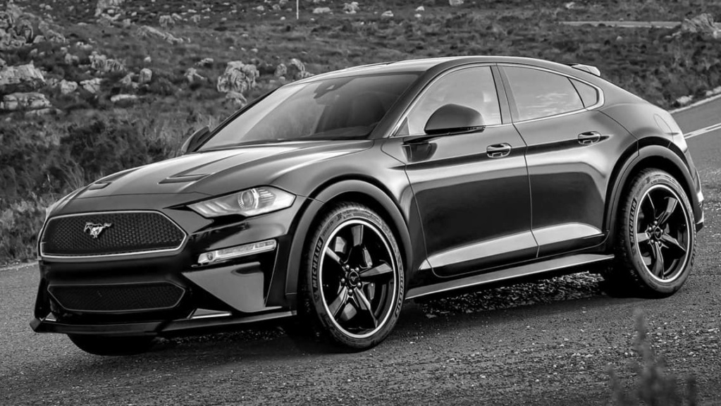 2020 - [Ford] Mustang Mach-E Fb_img45