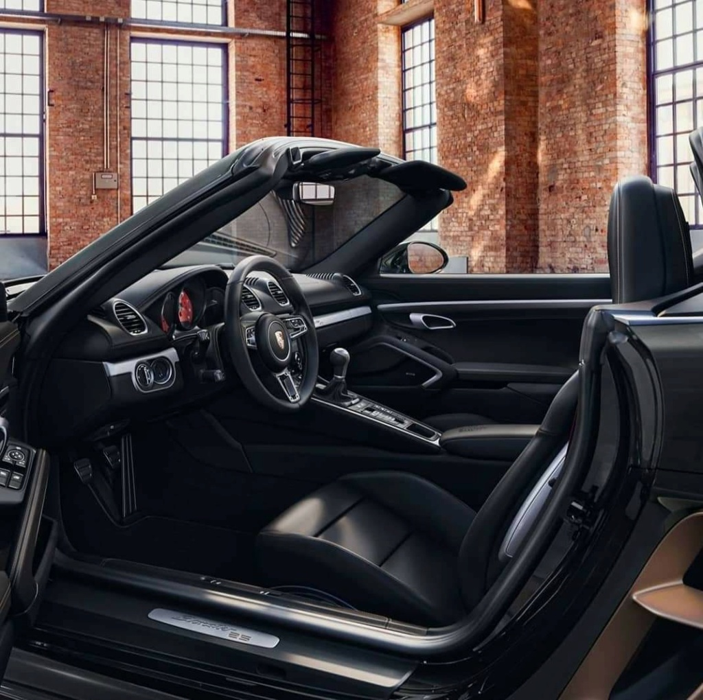 2016 - [Porsche] 718 Boxster & 718 Cayman [982] - Page 9 Img_1613