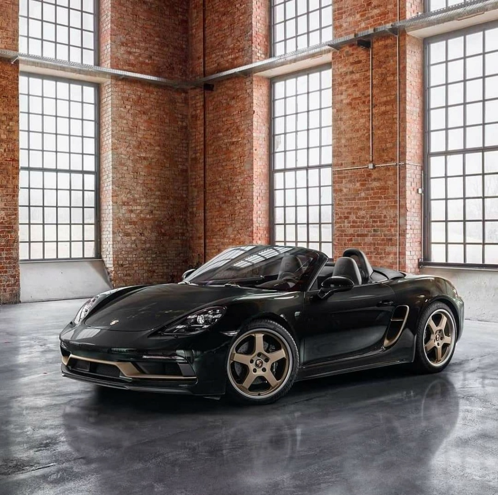 2016 - [Porsche] 718 Boxster & 718 Cayman [982] - Page 9 Img_1614