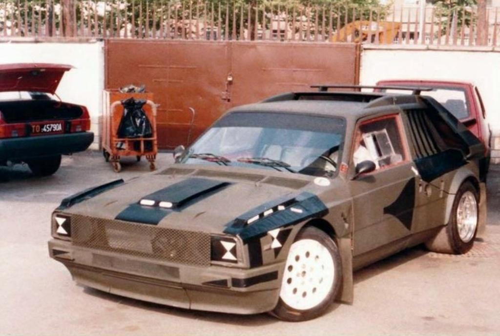 [Sujet officiel] - Les anciens spyshots  - Page 5 Lancia11