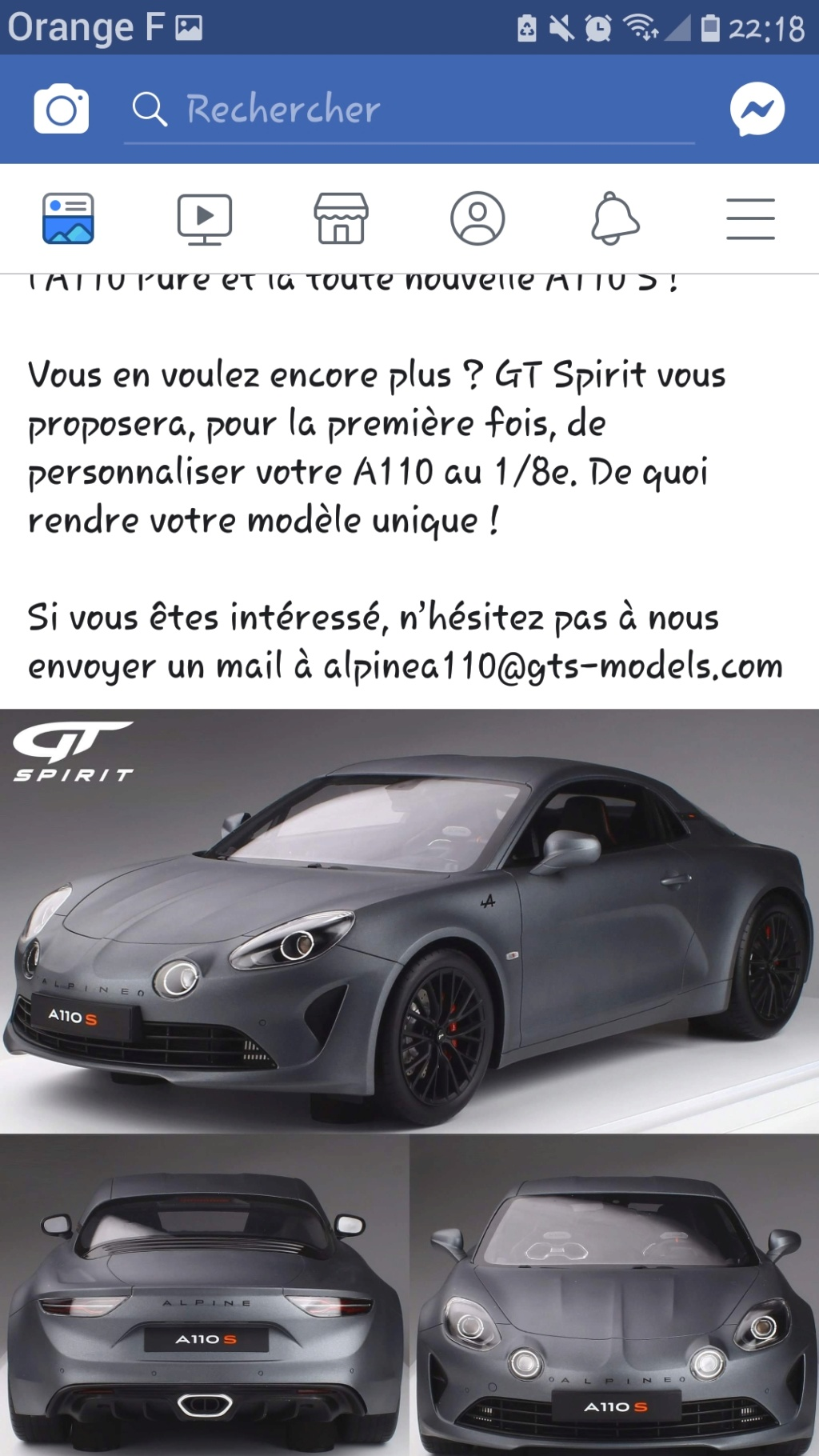 2017 - [Alpine] A110 [AS1] - Page 3 Screen12