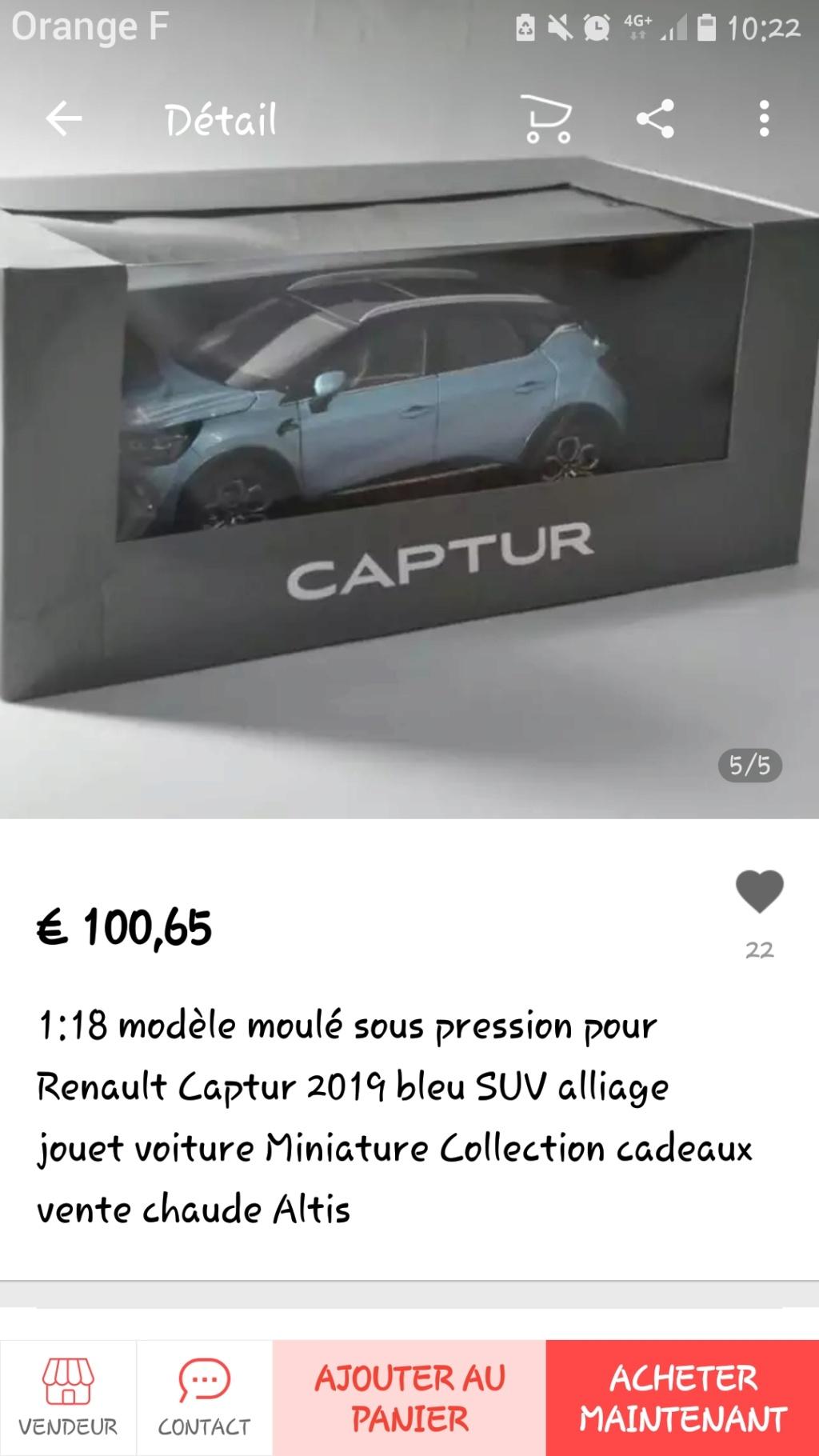 2019 - [Renault]  Captur II [HJB]  - Page 12 Screen14