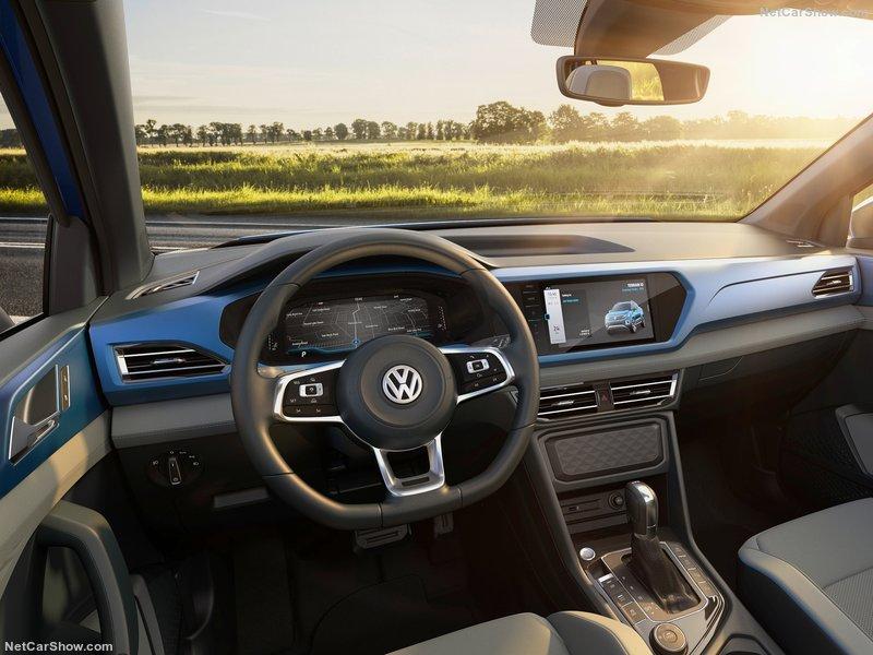 2018 - [Volkswagen] Tarok Concept Volksw12