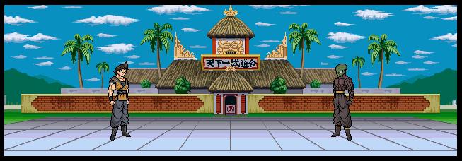 imagen del posible video juego Dbmovi11