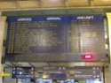 Photo gare + train + tramway à Paris. Hpim0621