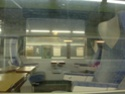 Photo gare + train + tramway à Paris. Hpim0632