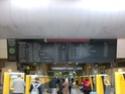 Photo gare + train + tramway à Paris. Hpim0635