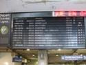 Photo gare + train + tramway à Paris. Hpim0636