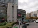 Photo gare + train + tramway à Paris. Hpim0645