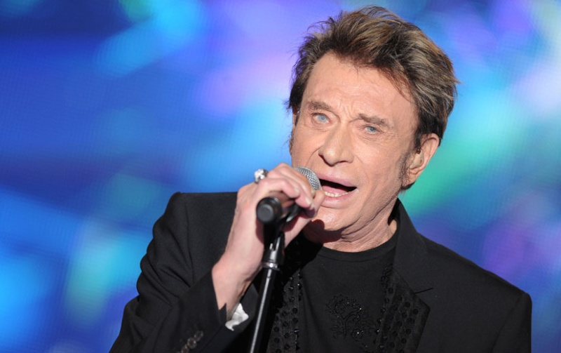 """Chante ou crève !"" lance le magazine ""Capital"" à Johnny Hallyday Johnny11"
