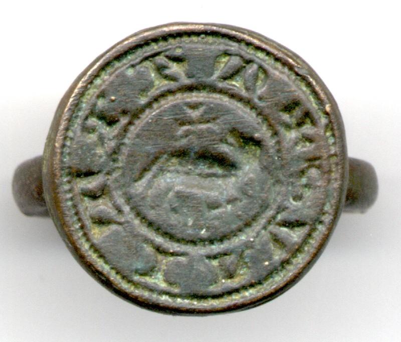 Sello Agnus Dei Agnusd11