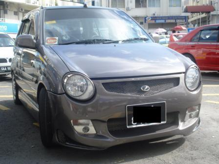 bodykits for new kancil Md_17714
