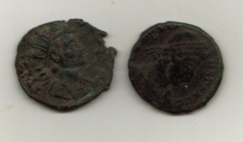 Raras monedas romanas a identificar Anvant13