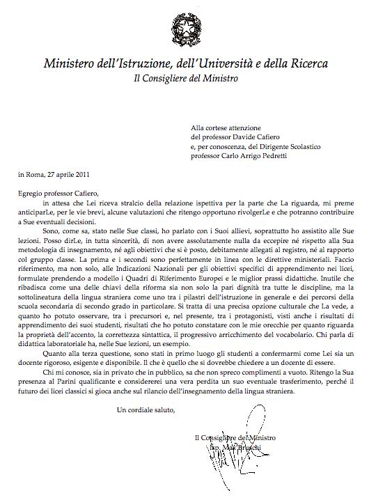 Lettera aperta al Prof. Cafiero I parte (prologo) Scherm10