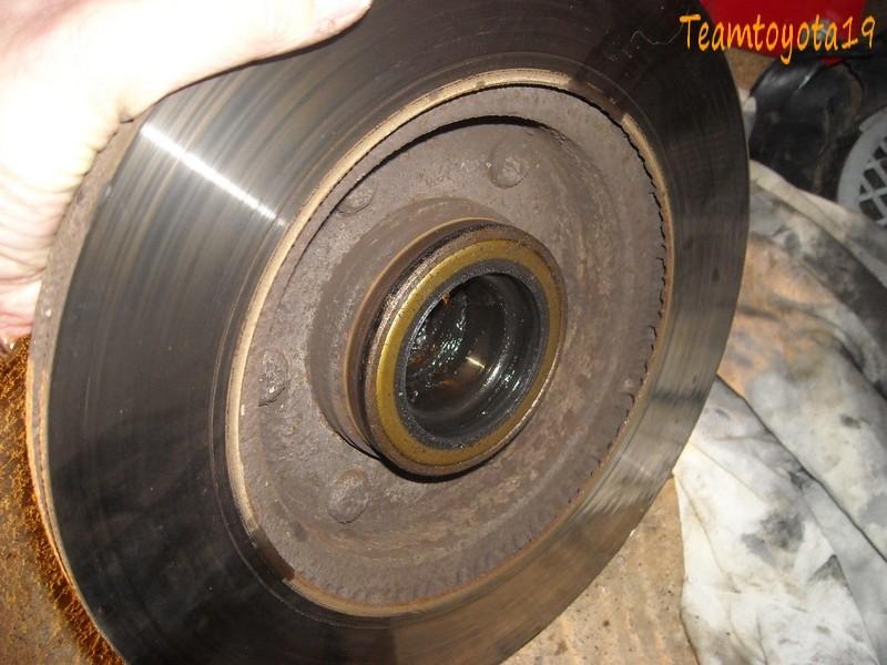 [Question] Goujons de roue de cassés sur LJ73 510