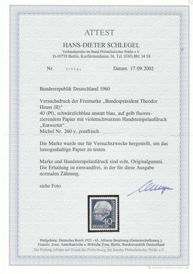 Bundespost Heuss Lumogen Img10