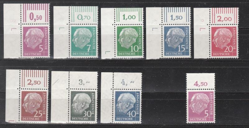 Bundespost Heuss Lumogen Img_0025