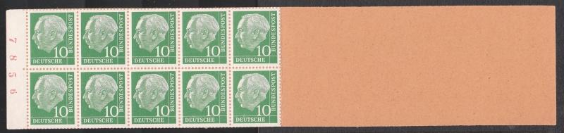 Bundespost Heuss Lumogen Img_0031