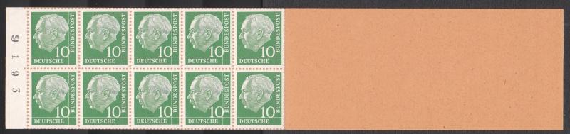 Bundespost Heuss Lumogen Img_0037