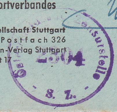 suche Zensurbrief Posthorn Img_0061