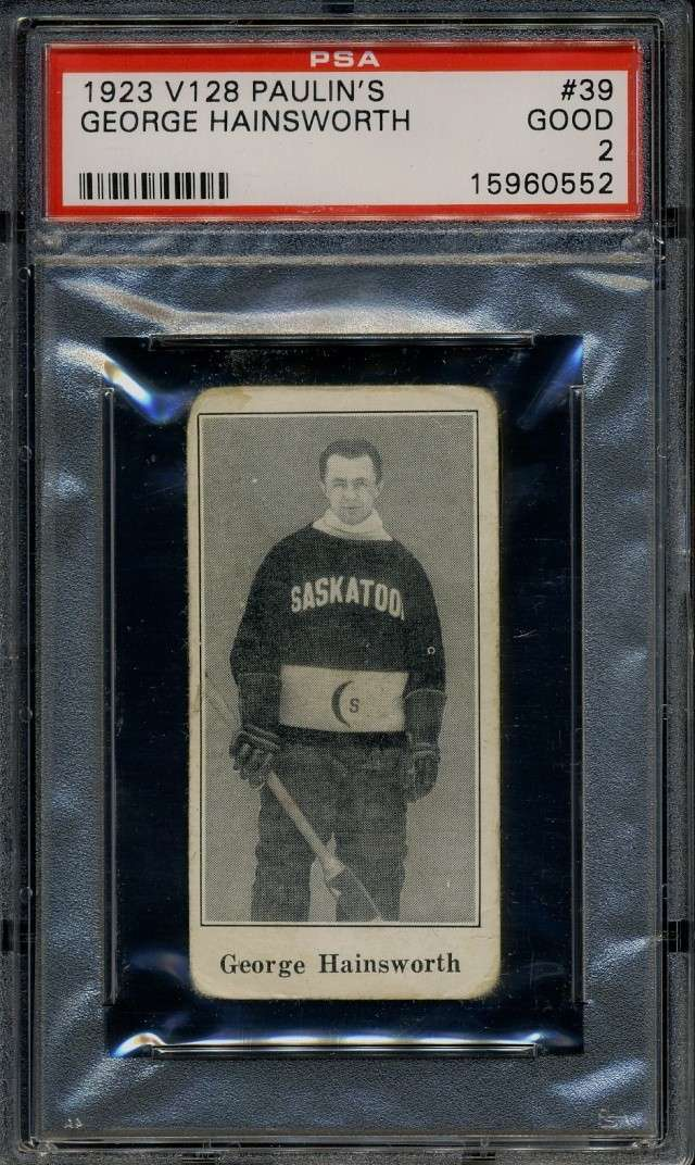 Anyone Working on a Pre-War or Vintage Hockey Set? George12