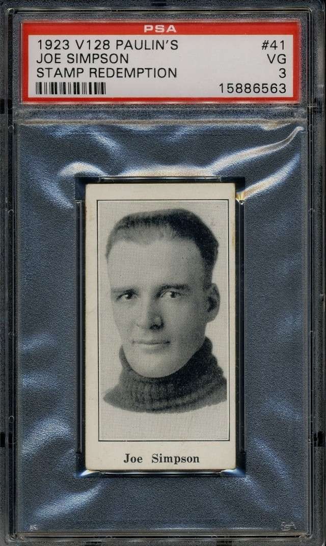 Anyone Working on a Pre-War or Vintage Hockey Set? Joe_si13