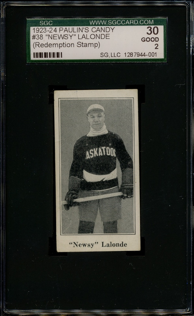 Anyone Working on a Pre-War or Vintage Hockey Set? Newsy_18