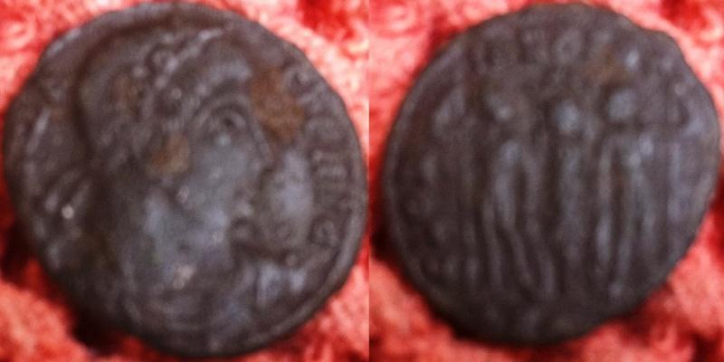 Les monnaies de Nereis A10