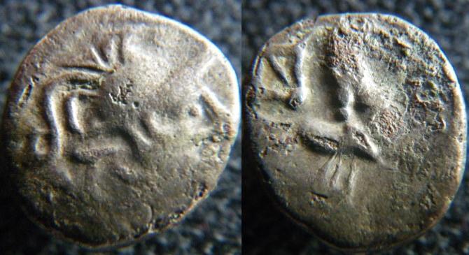Monnaies des Allobroges Allobr15