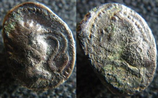 Monnaies des Allobroges Allobr17