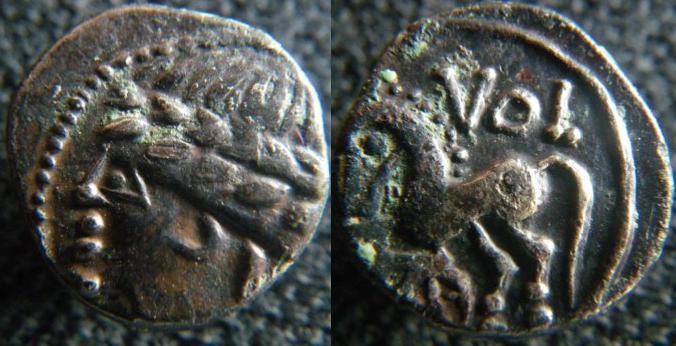 Monnaies des Allobroges Allobr19