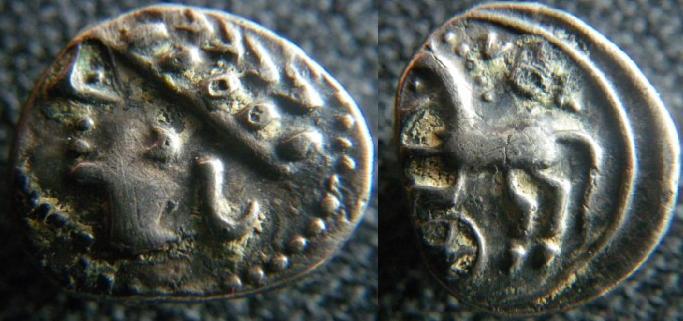 Monnaies des Allobroges Allobr20