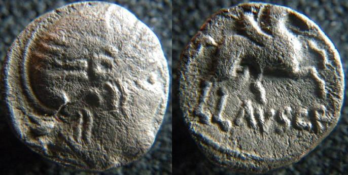 Monnaies des Allobroges Allobr24