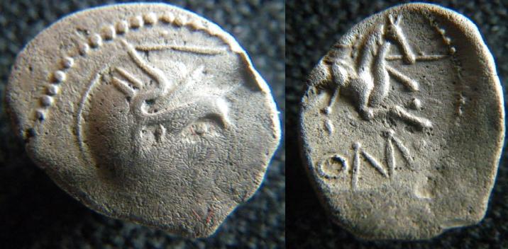 Monnaies des Allobroges Allobr25